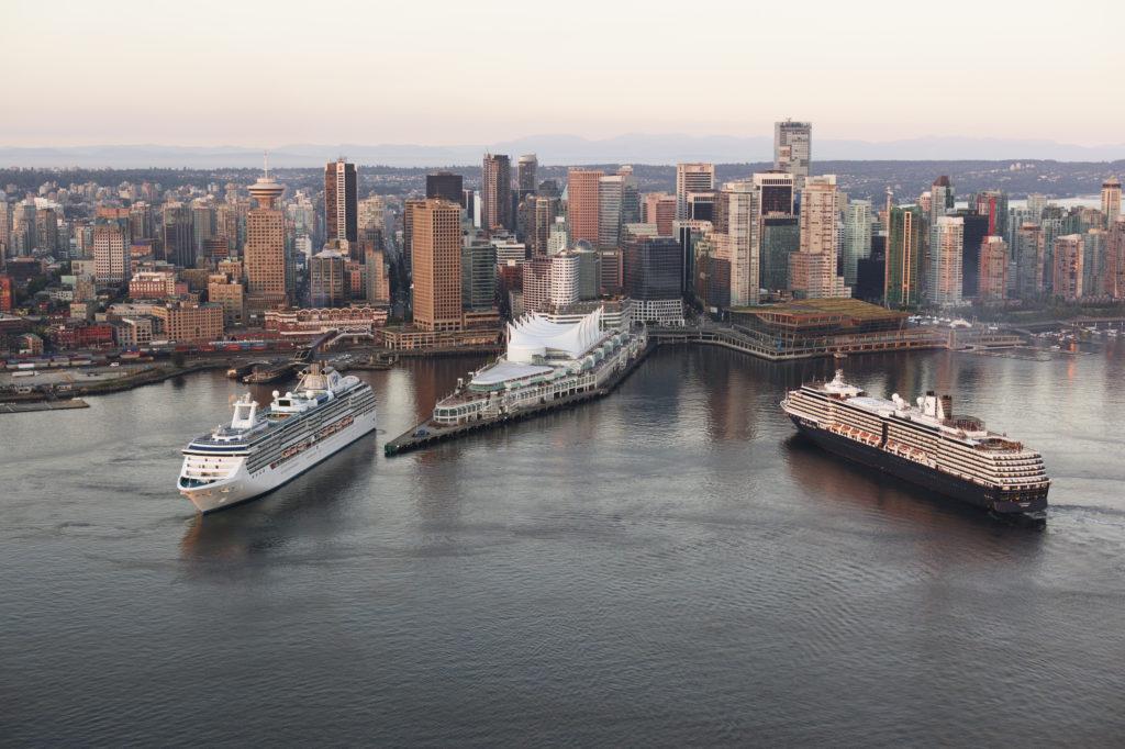 Zaui Tour Software blog - Vancouver Cruise Ships