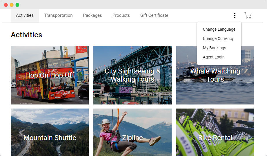 Offering self edit feature for your travel guests